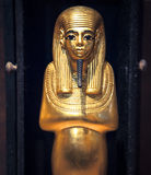 Sculpture from the tomb of Tutankhamen Stock Photos
