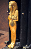 Sculpture from the tomb of Tutankhamun Royalty Free Stock Photography