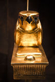 Sculpture from the tomb of Tutankhamun Stock Photos
