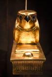 Sculpture from the tomb of Tutankhamun Stock Photos