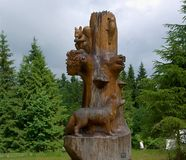 Sculpture, Tree, Plant, Statue royalty free stock photos