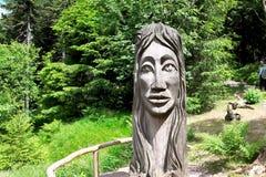 Sculpture, Tree, Statue, Monument stock image