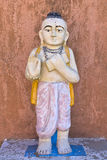 Sculpture of Tulsidas Royalty Free Stock Images