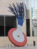 Sculpture Typewriter Eraser Stock Photo