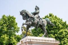 Sculpture in Verona Royalty Free Stock Image