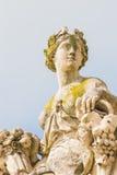 Sculpture at Versailles Palace in Paris, France Stock Photos