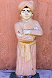 Sculpture of Vivekananda Royalty Free Stock Images