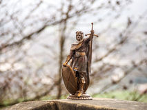 Sculpture of William Wallace, Stirling, Scotland Stock Image