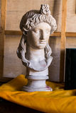 Sculpture of a woman Royalty Free Stock Photography