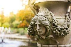 Sculpture of woman Stock Photos