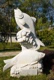 Sculpture, Wuchang fish, Stock Photo
