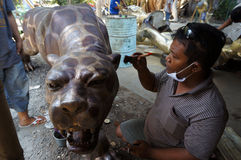 Sculptures Stock Photos