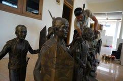 Sculptures Stock Image