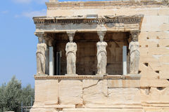 Sculptures in Athens, Greece Royalty Free Stock Image
