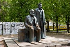 Sculptures in Berlin Royalty Free Stock Image