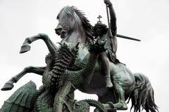 Sculptures in Berlin Stock Image