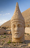 Sculptures of the Commagene Kingdom, Nemrut Mountain Stock Images