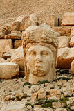 Sculptures of the Commagene Kingdom, Nemrut Mountain Royalty Free Stock Photo