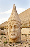 Sculptures of the Commagene Kingdom, Nemrut Mountain Royalty Free Stock Photography