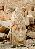 Sculptures of the Commagene Kingdom, Nemrut Mountain Stock Image