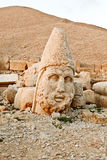 Sculptures of the Commagene Kingdom, Nemrut Mountain Royalty Free Stock Photos