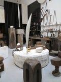 Atelier Brancusi Stock Photo