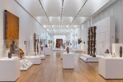 Sculptures dans Carolina Museum du nord d'art Image libre de droits