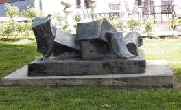 Sculptures dans le château Arenberg Salzbourg Autriche de jardin, photographie stock libre de droits