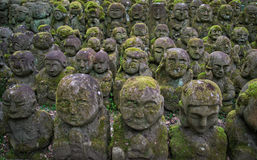 Sculptures en Rakan Photos stock