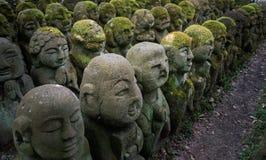 Sculptures en Rakan Photographie stock