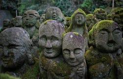 Sculptures en Rakan Image libre de droits