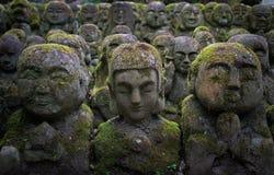 Sculptures en Rakan Photographie stock libre de droits