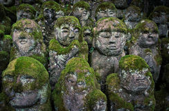 Sculptures en Rakan Photo stock