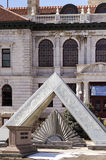 Sculptures extérieures en musée de pionnier de Colorado Springs Photo stock