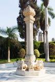 Sculptures in the garden - Africa. Sculptures in the garden - Egypt - Africa royalty free stock photos
