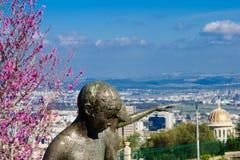 Sculptures Garden, Haifa Royalty Free Stock Photos
