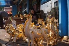 Sculptures Stock Photo