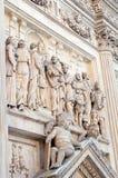 Sculptures in Prague Stock Images