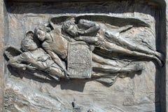 Sculptures religieuses Photo libre de droits
