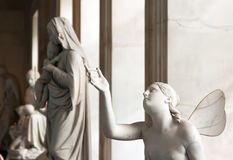 Sculptures in State Hermitage Royalty Free Stock Photos