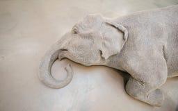 Sculpure: De huid spreekt een zijn taal niet  Royalty-vrije Stock Fotografie