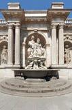Sculpure em Albertina, Viena fotos de stock royalty free