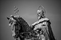 Sculputre von St. Stephan Lizenzfreie Stockfotografie