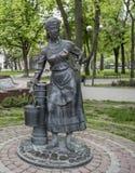 scultura Fotografia Stock Libera da Diritti