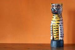 Scultura africana Immagini Stock