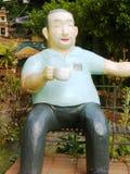 Scultura in Chiang Mai Immagine Stock Libera da Diritti