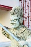 Scultura cinese antica. 1 Fotografia Stock Libera da Diritti