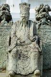 Scultura cinese antica. 6 Fotografia Stock Libera da Diritti