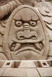 Scultura cinese della sabbia immagine stock libera da diritti