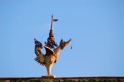 Scultura degli uccelli fotografie stock libere da diritti